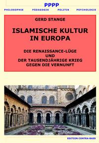 islamische kultur in europa, gerd stange, contra-bass, verlag